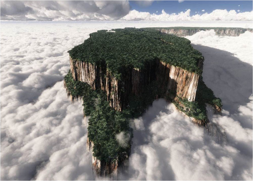 Interesting Places to visit in 2015 You won't believe they exist